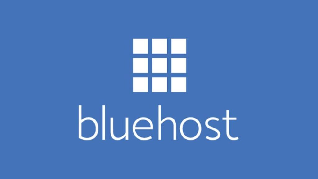 creating a website on Bluehost