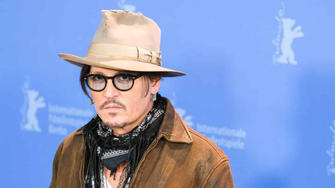 Photo of Johnny Depp accused of violence