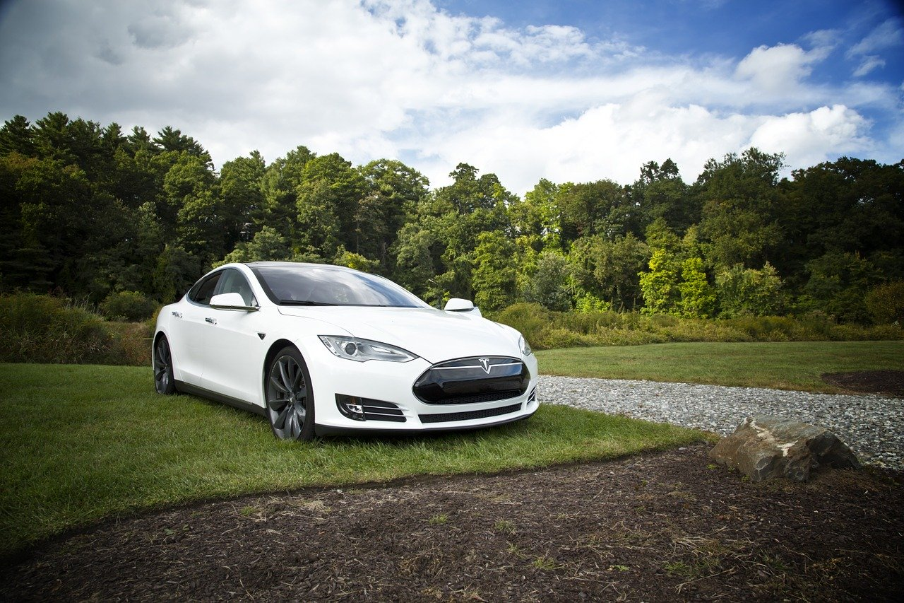This is tesla photo