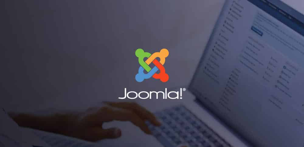 create a website using Joomla