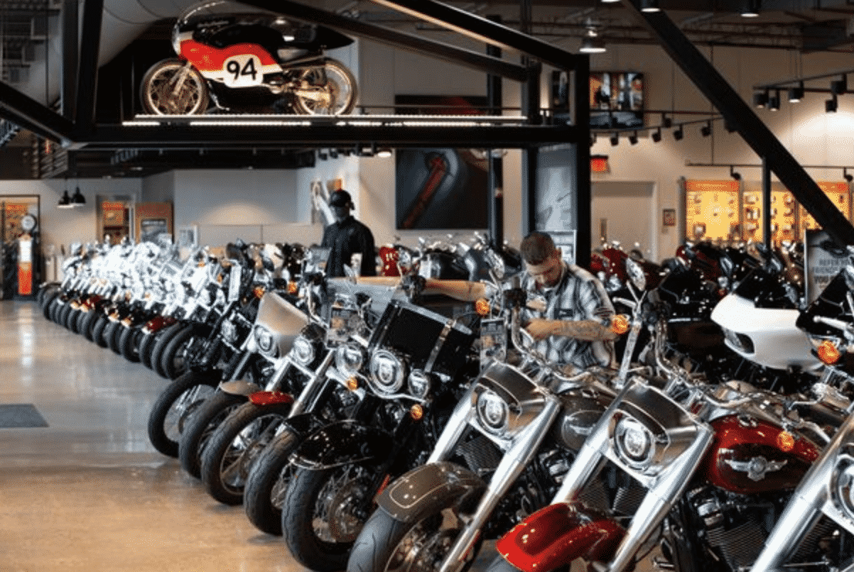 Why Do Bikers Love Harley-Davidson Motorcycles?