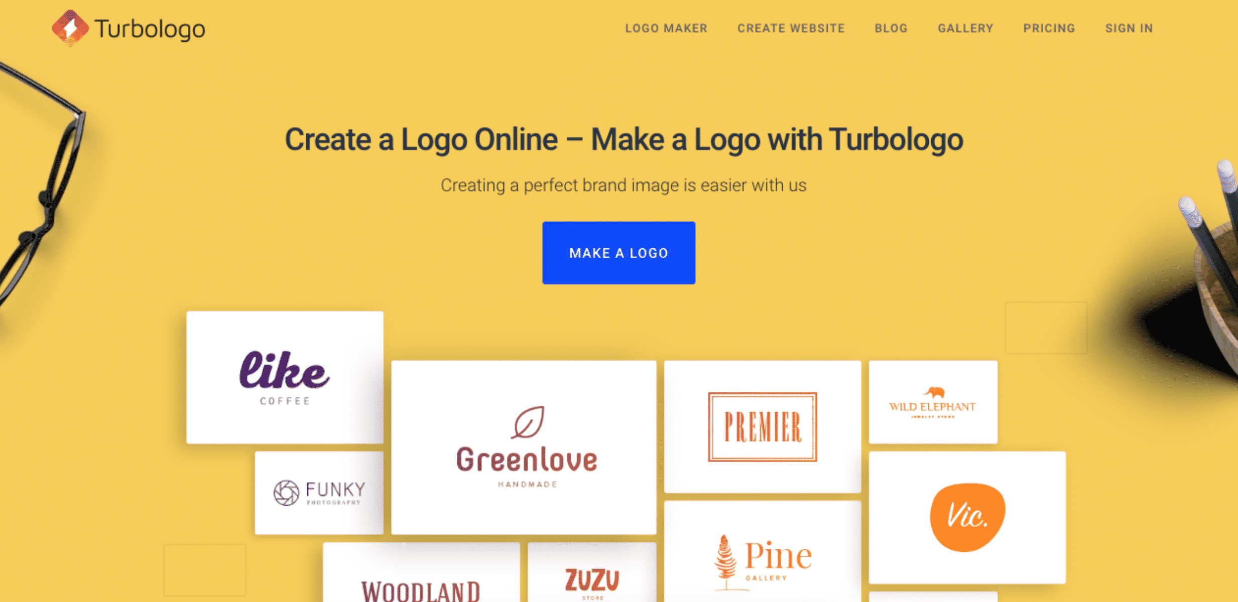 A Professional Logo Maker for Your Company