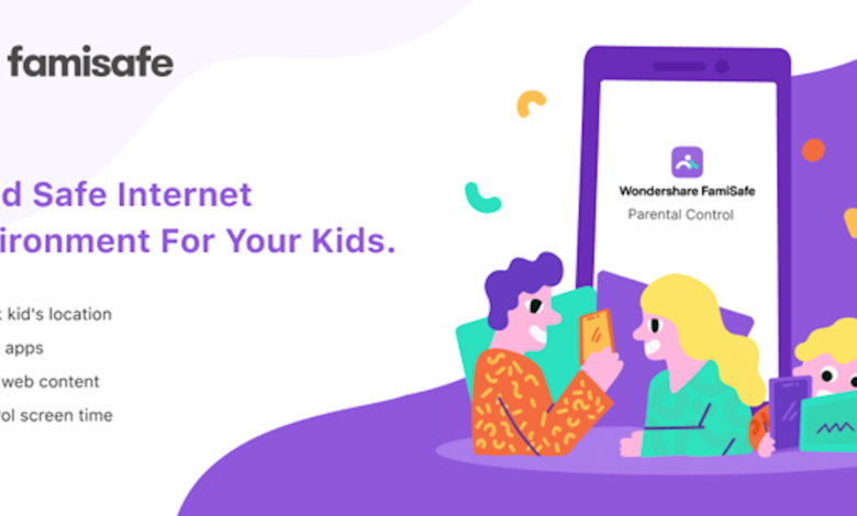 Photo of FamiSafe App: the ultimate parental control app for your kids