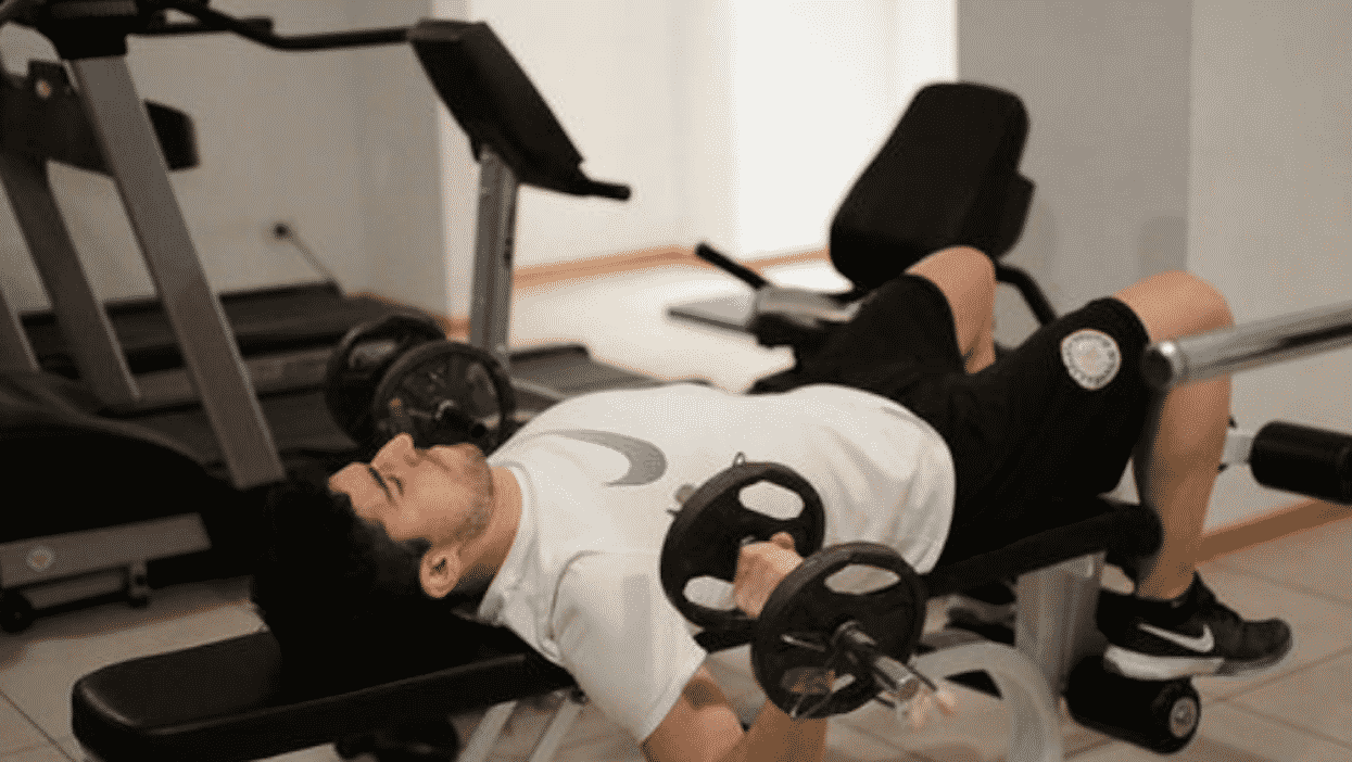 Photo of How to Lift Weights: 7 Tips for Beginners