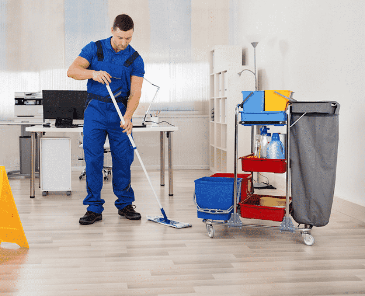 Photo of 4 Qualities That You Want From Your Commercial Floor Care Equipment
