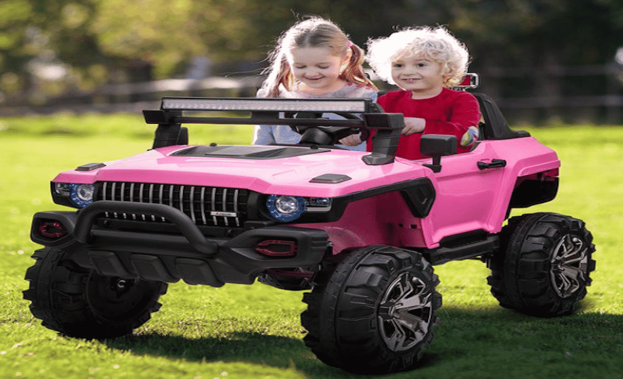 Photo of Best 2 Seater Ride-on Cars