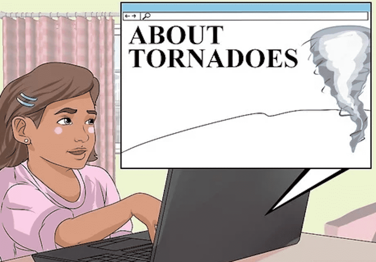 Photo of What to Do When You are Stuck in a Tornado