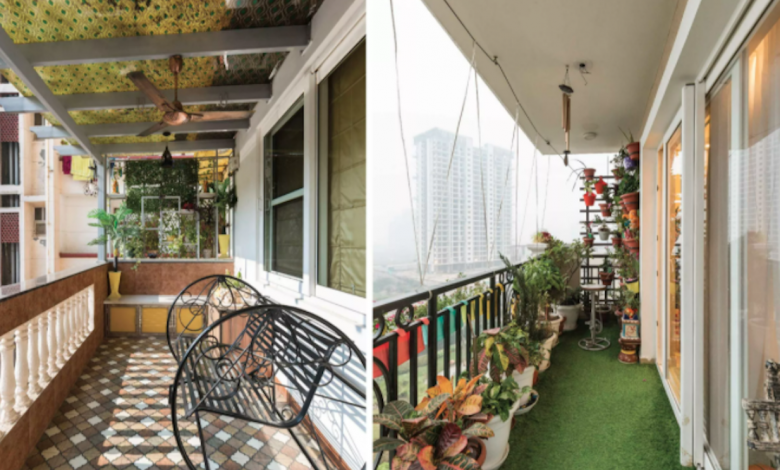 Photo of Know About Few Balcony Designs That Can Floor You