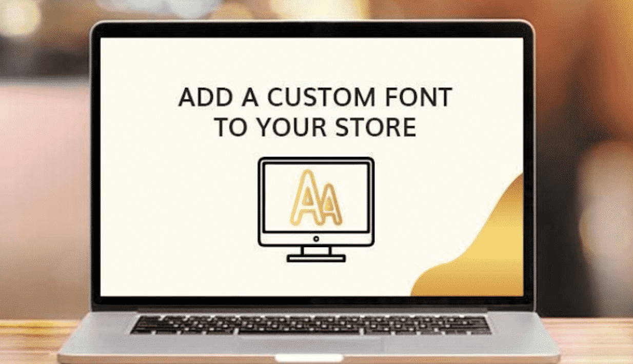 Benefits of using customized fonts