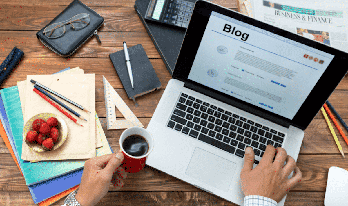 Photo of The Benefits Of Running A Blog For Your Business